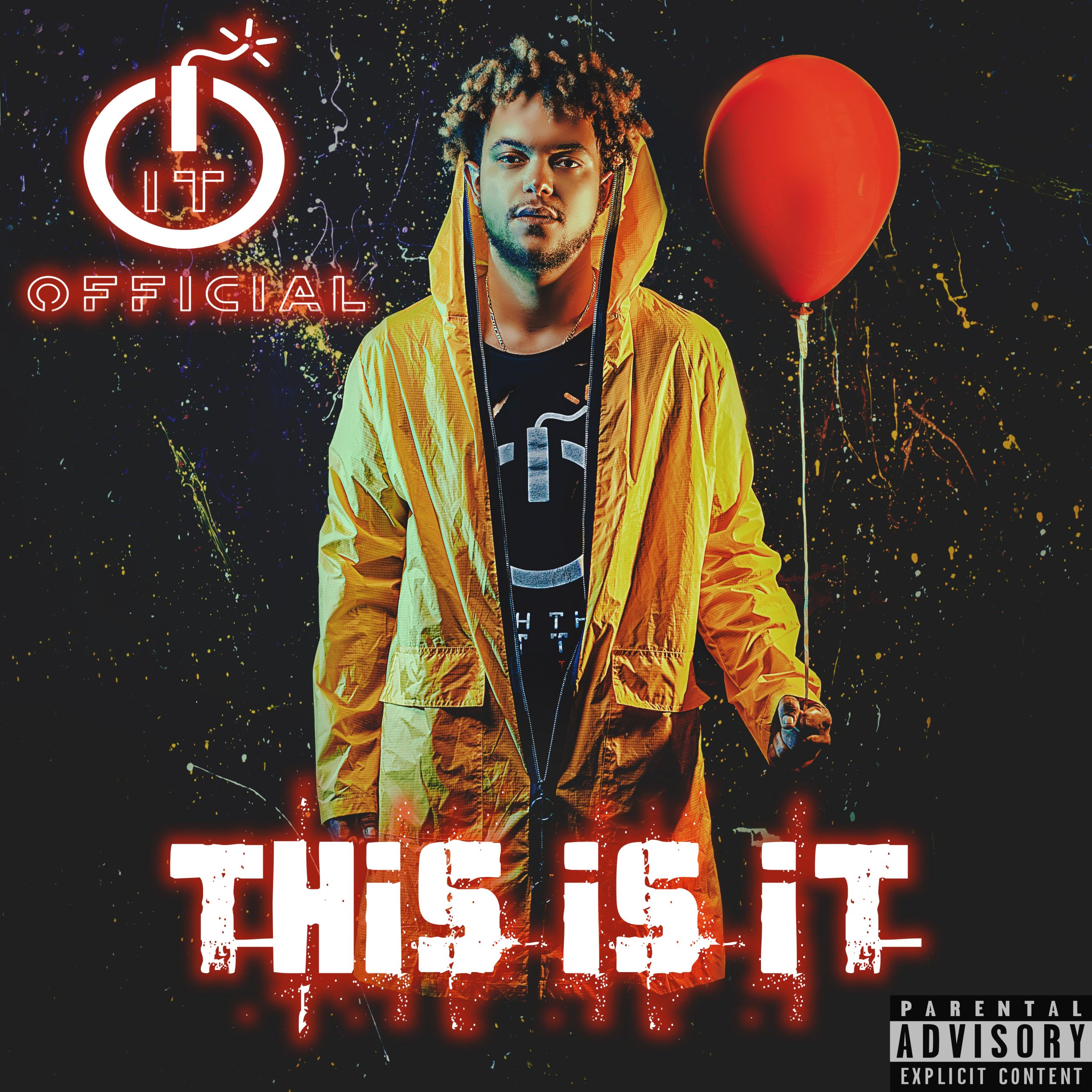 "I.T. - ""This is IT"" Single Artwork"