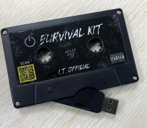 Survival Kit Flashtape Product Shot